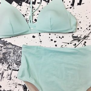 lululemon athletica Swim - Lululemon Deep Sea Bathing Suit Set
